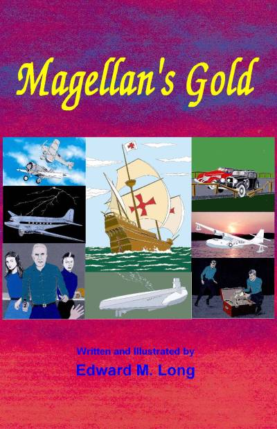 Magellan's Gold Book Cover